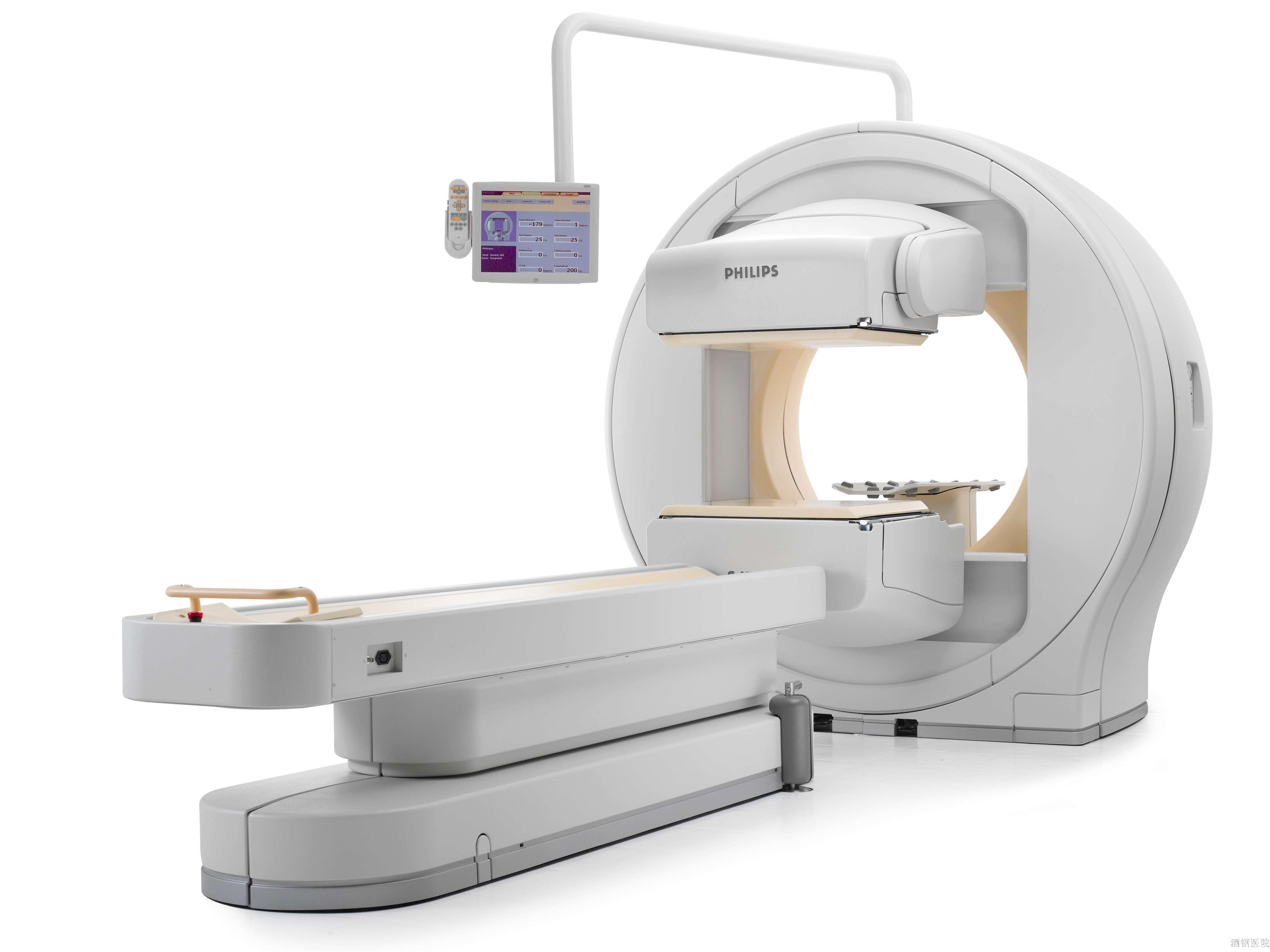 单光子发射型计算机断层仪(ECT)