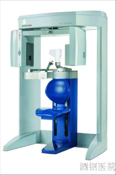 酒钢医院卡瓦锥形束CT – 3D eXam